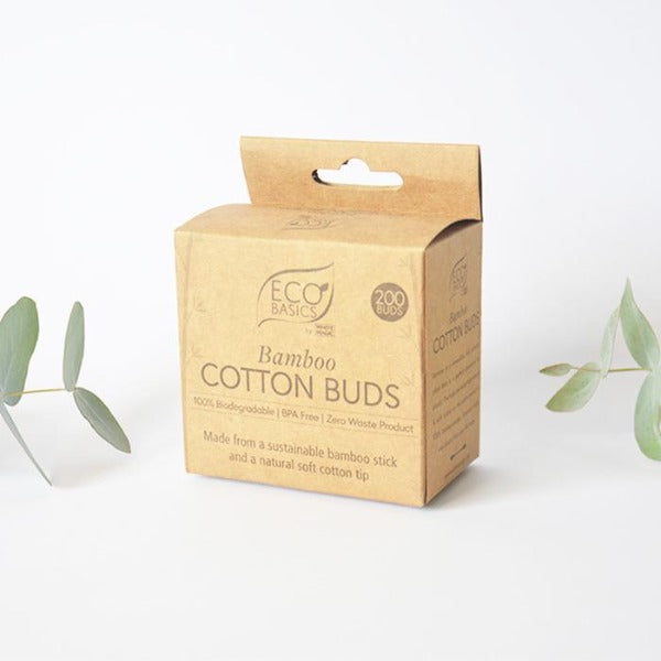 Cotton Ear Buds - Bamboo