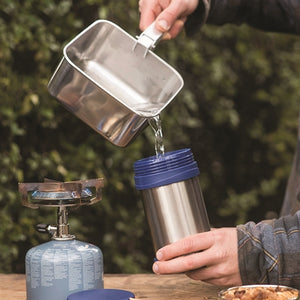 Food Jar Insulated - Stainless Steel - Earth to Life