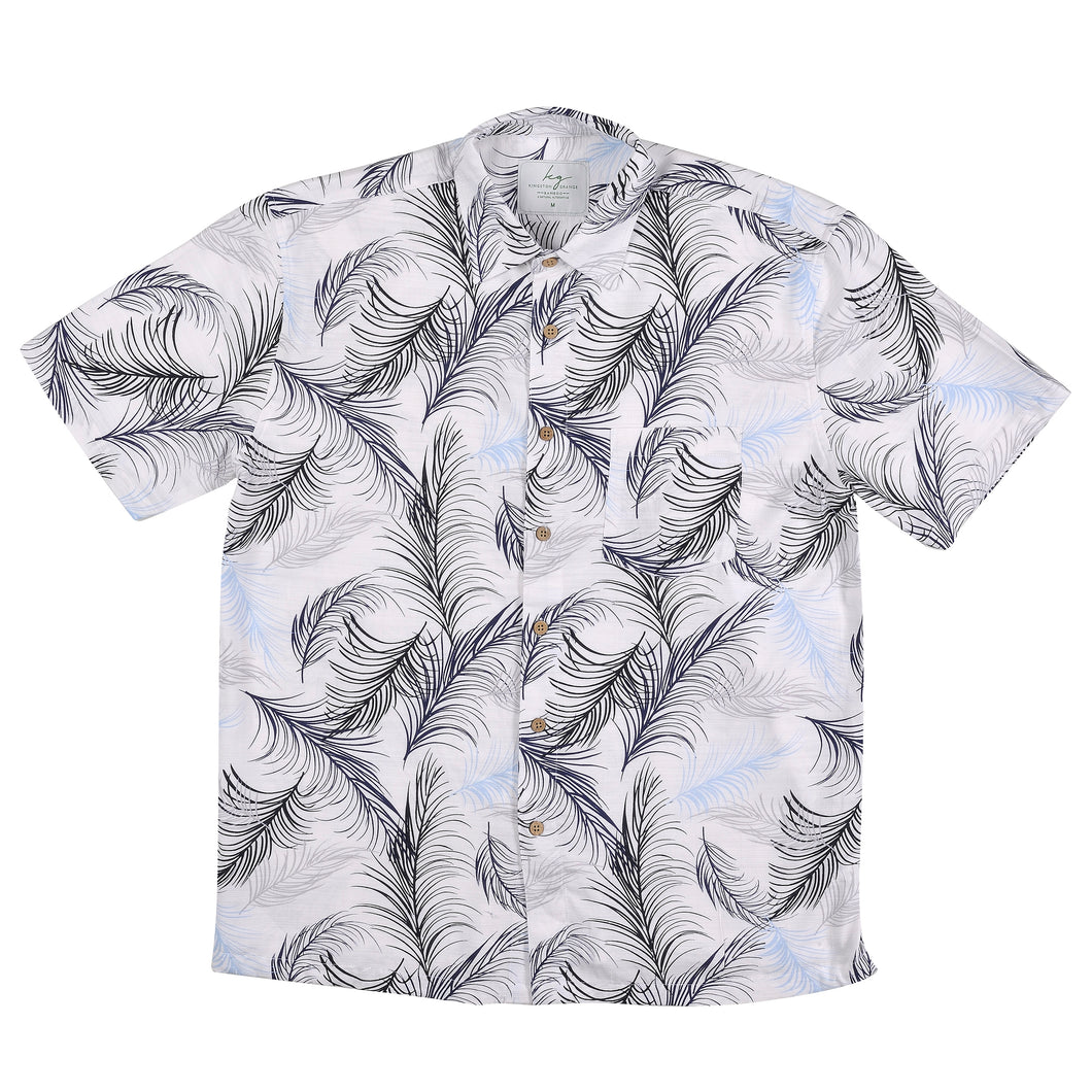 Bamboo Shirt Feather - Earth to Life