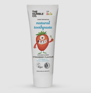 Toothpaste Natural Humble