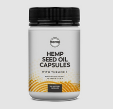 Load image into Gallery viewer, Hemp Seed Oil Capsules
