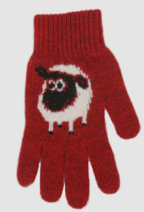 Gloves Wool Sheep