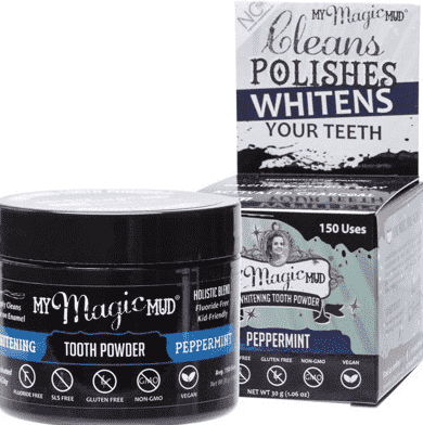 Teeth Whitener - Charcoal My Magic Mud