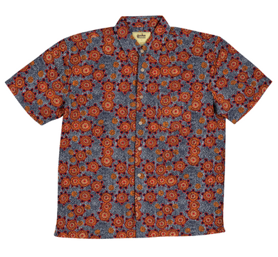Shirt Bamboo Dreaming - Bush Tomato