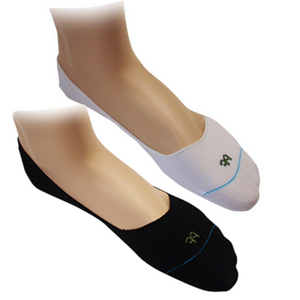 Invisi-Socks Bamboo 2 pk