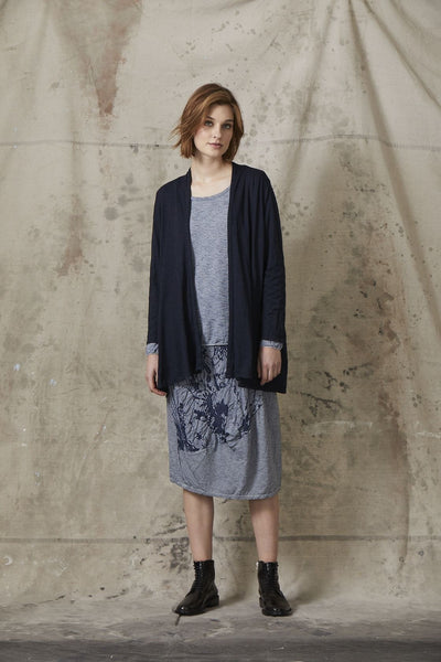Valia Cardigan Long