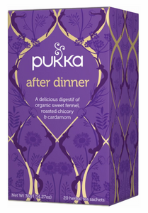 Tea Pukka  After Dinner