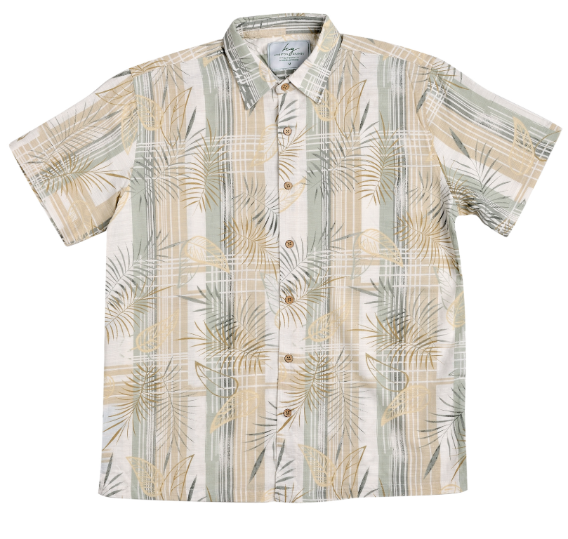 Bamboo Shirt Khaki - Earth to Life