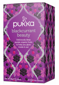 Tea Pukka  Blackcurrent Beauty