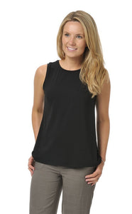 Singlet Bamboo Black (NEW)