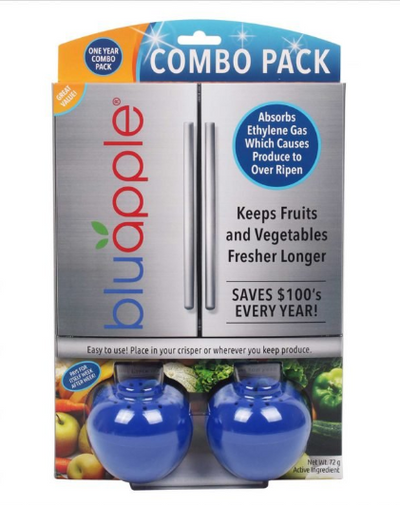 Blu Apple Combo Pack