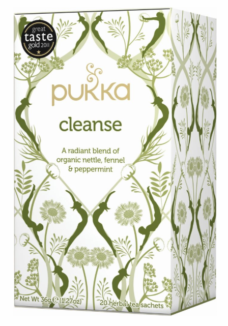 Tea Pukka  Cleanse