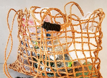 Load image into Gallery viewer, Bag String - Coconut Fibre Fair Trade