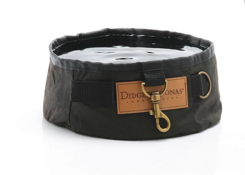 Dog Bowl Oilskin