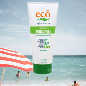 Sunscreen Natural Formula - Earth to Life