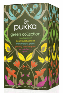 Tea Pukka - Green Collection