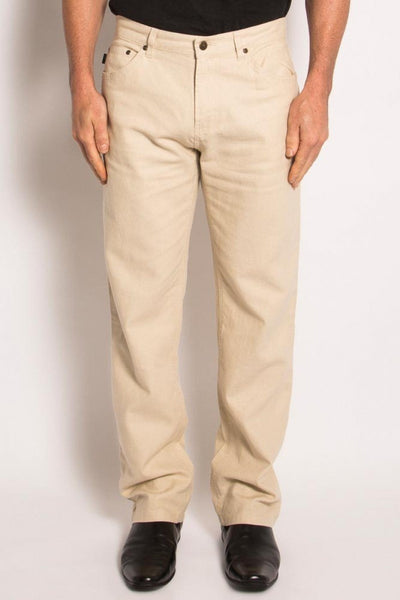 Hemp Light Canvas Jeans - Earth to Life