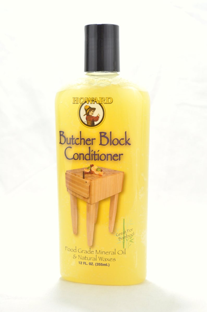 Howard's Butcher Block Conditioner