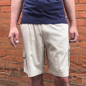 Shorts Mens Cargo Bamboo