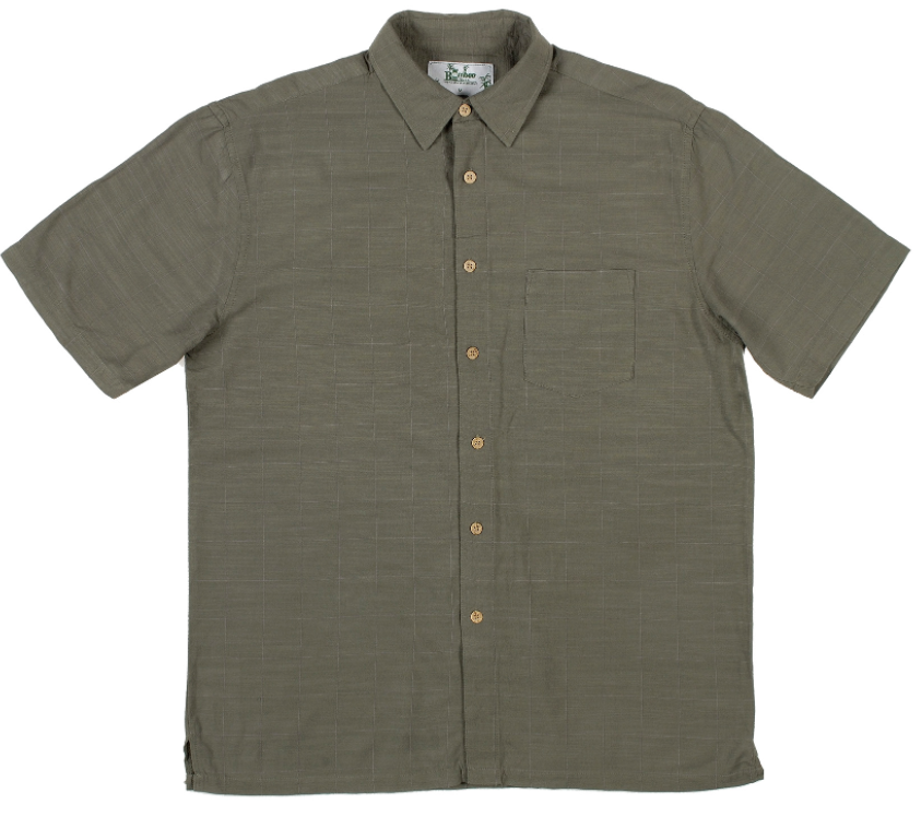 Shirt Short Sleeve Jungle