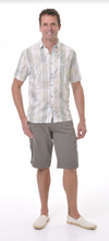 Load image into Gallery viewer, Bamboo Shirt Khaki