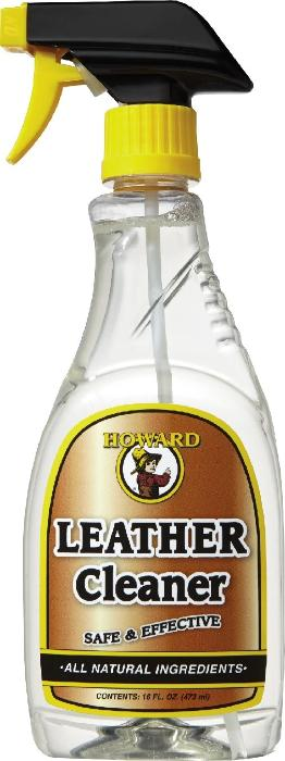 Howard Leather Cleaner 473ml - Earth to Life