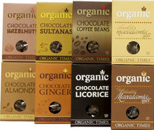 Load image into Gallery viewer, Organic Chocolate Boxes - Earth to Life
