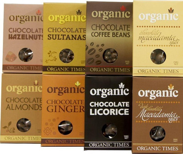 Chocolate Boxes Organic