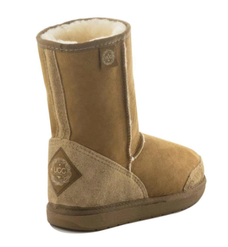 Sheepskin Boot Original 3/4 Chestnut