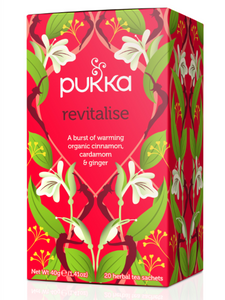 Tea Pukka - Revitalise