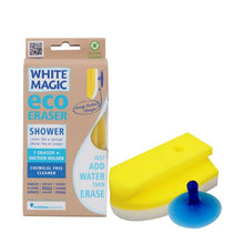 Load image into Gallery viewer, Shower Eraser - White Magic