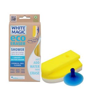 Shower Eraser - White Magic