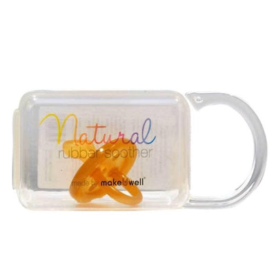 Soother Orthodontic - Natural Rubber - Earth to Life