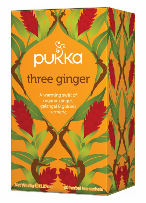 Tea Pukka - Three Ginger