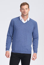 Load image into Gallery viewer, Jumper Wool V Neck