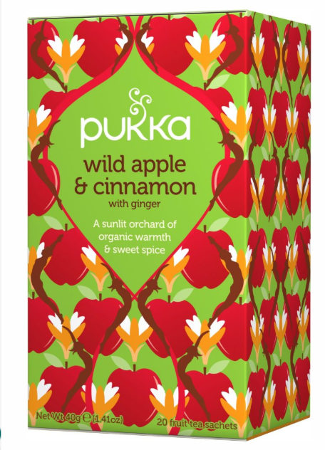 Tea Pukka - Wild Apple & Cinnamon