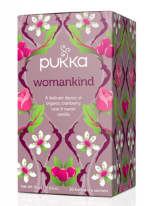 Tea Pukka - Womankind