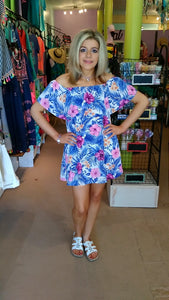 Playa Tropic Dress