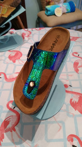 Mermaid Flip Flop