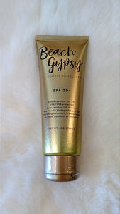 Beach Gypsy Glitter Sunscreen