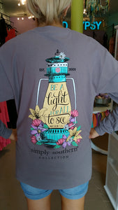 Be a Light LS Tee