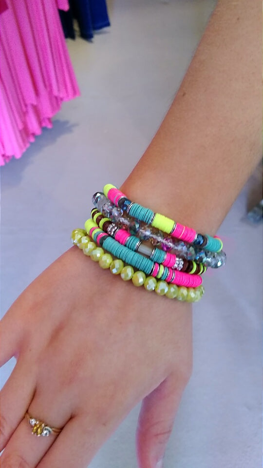 Shine Bright Bracelet Stack