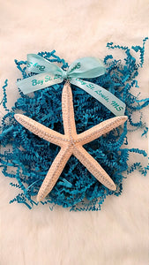 BSL Starfish Ornament