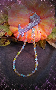 Orange Original Mermaid Necklace