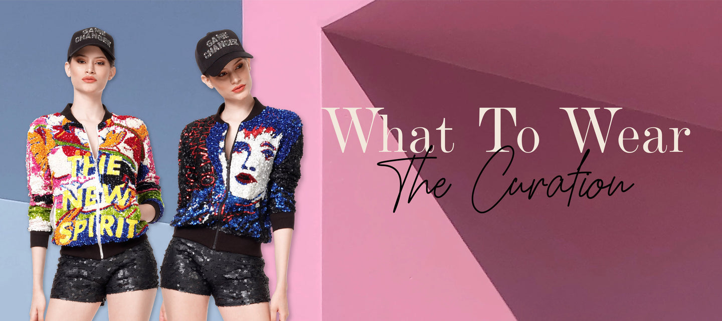 What To Wear: The Curation. Shop the Farah Khan Official Website. Discover The New World Fashion Essentials: Face Masks, Message Sweaters, Caps & Bomber Jackets.