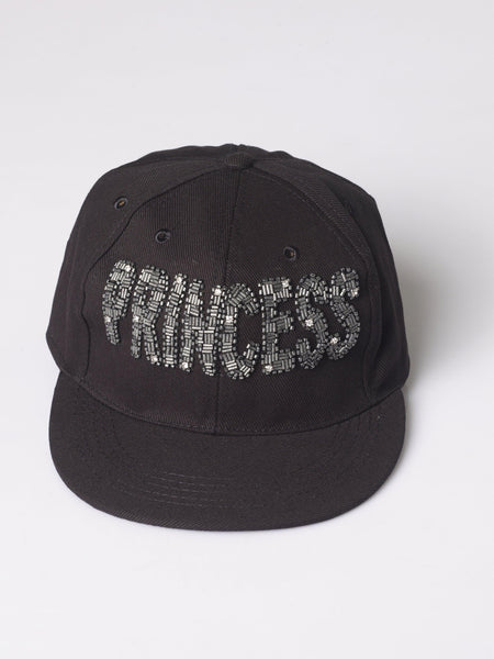 "FK ""Princess"" Hand Embellished Message Cap"