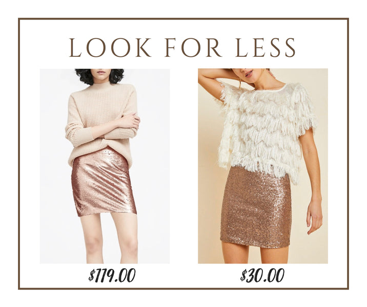 Luxe Looks for Less