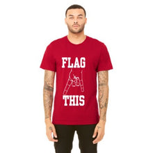 Load image into Gallery viewer, Flag This Unisex Tee