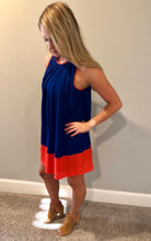 Load image into Gallery viewer, Thunder Game Day Dress