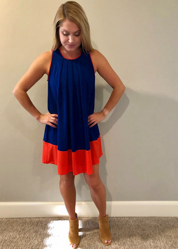 Thunder Game Day Dress